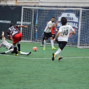 Santos vence a Ponte Preta e conquista o primeiro Circuito Brasileiro de Clubes de Soccer Society