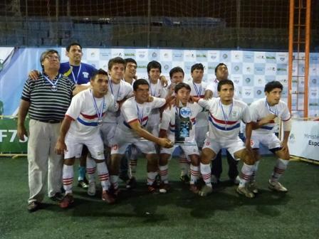 Copa Latina 2012
